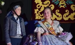 Solemne acto de Presentación exaltacion de las Falleras Mayores de la falla de la Mercé 20171202_204659 (45)