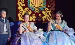 Solemne acto de Presentación exaltacion de las Falleras Mayores de la falla de la Mercé 20171202_204659 (49)