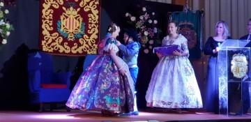 Solemne acto de Presentación exaltacion de las Falleras Mayores de la falla de la Mercé 20171202_204659 (5)