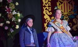 Solemne acto de Presentación exaltacion de las Falleras Mayores de la falla de la Mercé 20171202_204659 (52)
