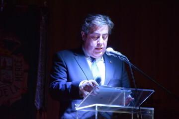 Solemne acto de Presentación exaltacion de las Falleras Mayores de la falla de la Mercé 20171202_204659 (53)