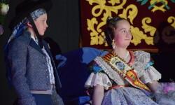 Solemne acto de Presentación exaltacion de las Falleras Mayores de la falla de la Mercé 20171202_204659 (57)