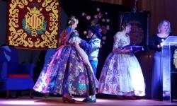 Solemne acto de Presentación exaltacion de las Falleras Mayores de la falla de la Mercé 20171202_204659 (7)