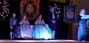 Solemne acto de Presentación exaltacion de las Falleras Mayores de la falla de la Mercé 20171202_204659 (9)