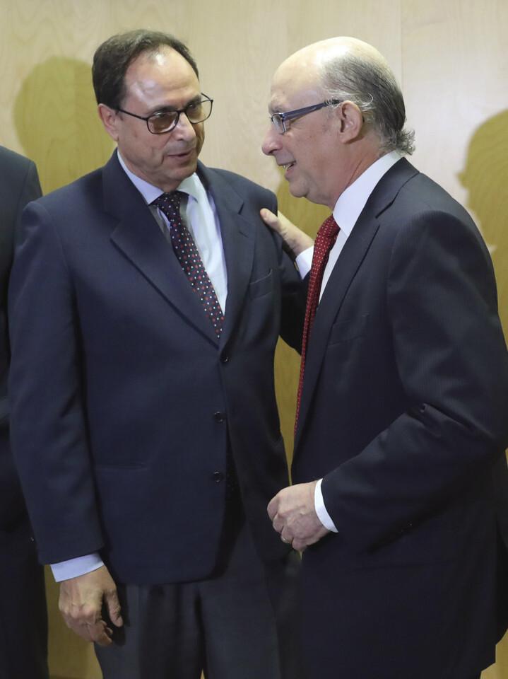 Soler constata y lamenta el incumplimiento por el Gobierno de la promesa del presidente Rajoy de que en 2017 habría nueva financiación y avisa del 'daño' a los valencianos