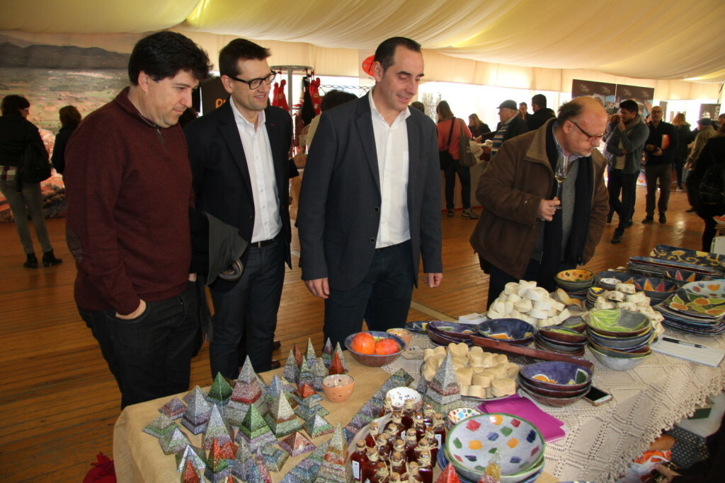 Vilafamés apuesta por el producto de proximidad y de calidad en la inauguración de Jornadas Gastronómicas (2)