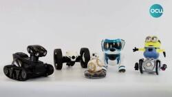 OCU pide la retirada de dos modelos de juguetes conectados