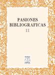 portada Pasiones Bibliográficas II