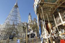 Navidad, Plaza Ayuntamiento