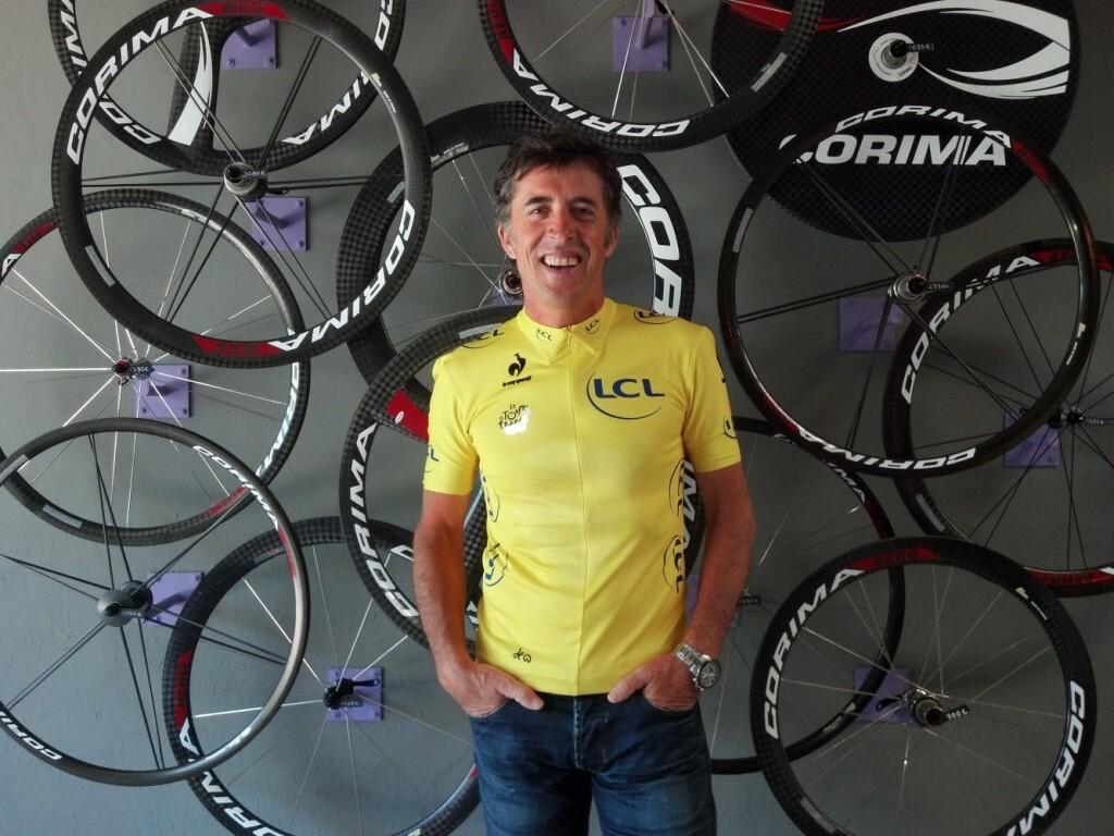 0131 Conferència ciclista Pedro Delgado