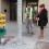 Salud Pública actúa de nuevo sobre las farolas por la oxidación que causa el orín de los perros
