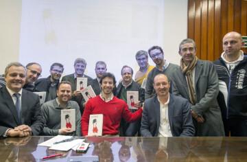 Presentación libro Arde, Memoria Gonzalo Mangano Ateneo Mercan