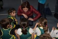 Aumenta un 7 por ciento el número de alumnos inscritos en las Escuelas Deportivas Municipales de València.