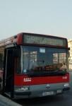 Autobús de la EMT. (EMT).