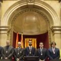 CATALUÑA PRIMERA MESA XII LEGISLATURA