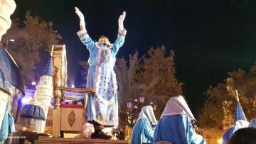 Cabalgata de Reyes 2018 #cavalcadaVLC 20180105_131607 (107)
