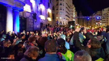 Cabalgata de Reyes 2018 #cavalcadaVLC 20180105_131607 (109)