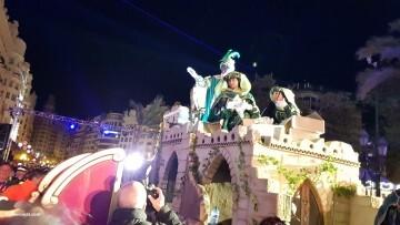 Cabalgata de Reyes 2018 #cavalcadaVLC 20180105_131607 (114)