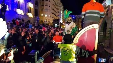 Cabalgata de Reyes 2018 #cavalcadaVLC 20180105_131607 (116)