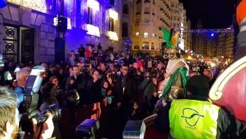 Cabalgata de Reyes 2018 #cavalcadaVLC 20180105_131607 (117)