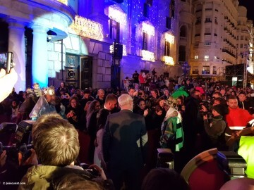 Cabalgata de Reyes 2018 #cavalcadaVLC 20180105_131607 (118)