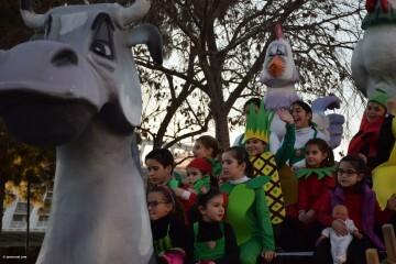 Cabalgata de Reyes 2018 #cavalcadaVLC 20180105_131607 (138)