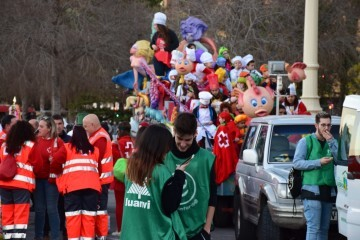 Cabalgata de Reyes 2018 #cavalcadaVLC 20180105_131607 (146)