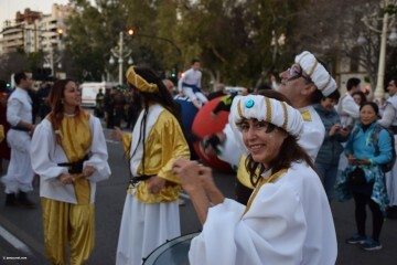 Cabalgata de Reyes 2018 #cavalcadaVLC 20180105_131607 (154)