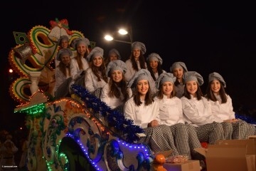 Cabalgata de Reyes 2018 #cavalcadaVLC 20180105_131607 (166)