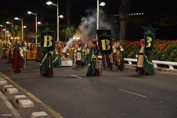 Cabalgata de Reyes 2018 #cavalcadaVLC 20180105_131607 (170)