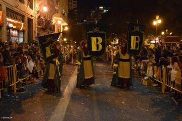 Cabalgata de Reyes 2018 #cavalcadaVLC 20180105_131607 (183)