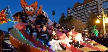 Cabalgata de Reyes 2018 #cavalcadaVLC 20180105_131607 (19)