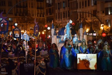 Cabalgata de Reyes 2018 #cavalcadaVLC 20180105_131607 (199)