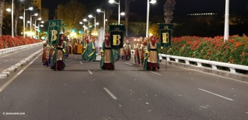 Cabalgata de Reyes 2018 #cavalcadaVLC 20180105_131607 (78)