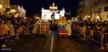 Cabalgata de Reyes 2018 #cavalcadaVLC 20180105_131607 (92)