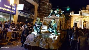 Cabalgata de Reyes 2018 #cavalcadaVLC 20180105_131607 (93)