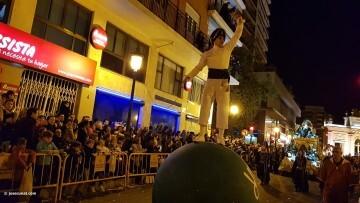 Cabalgata de Reyes 2018 #cavalcadaVLC 20180105_131607 (94)