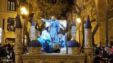 Cabalgata de Reyes 2018 #cavalcadaVLC 20180105_131607 (96)