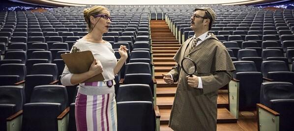 'Detectives en la ópera'.