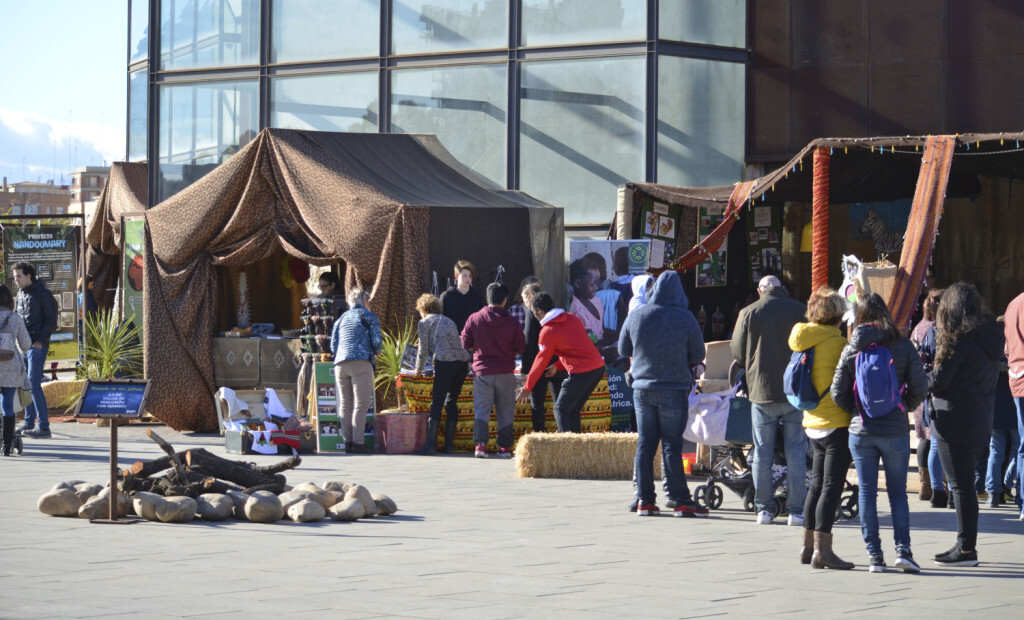 Diciembre 2017 - Poblado de las Jaimas - actividades