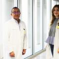 Dr. Cazorla y Dra. Vizcaíno