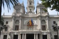 El Ayuntamiento aprueba la restauración de la maqueta de la Lonja. (Ayuntamiento de Valencia).