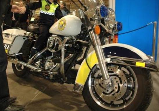 El Ayuntamiento de Valencia quiere vender las Harley que Rita Barberá compró para la visita del Papa Valencia Plaza