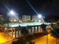 El Ayuntamiento mejora el estadio del Turia en el Tramo III del antiguo cauce del río.