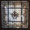 El Ayuntamiento restaura la gran vidriera del vestíbulo, que data de 1941.