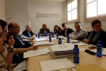 El Ayuntamiento y la Generalitat acuerdan la construcción y rehabilitación integral de 9 centros educativos de València.