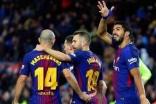 El Barça se impone al Levante UD (3-0).