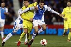 El Leganés vence al Villarreal (2-1).
