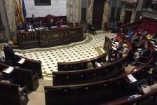 El Pleno municipal insta a Francisco Camps a renunciar como miembro del Consejo Jurídico Consultivo. (Pleno).