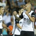 El Valencia empata ante Las Palmas (1-1).